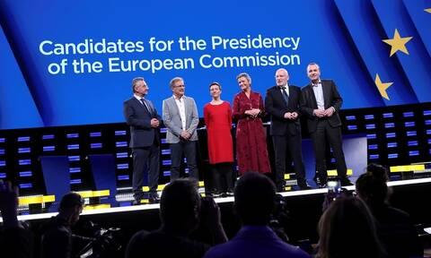 Το debate των «έξι» για την Προεδρία της Κομισιόν