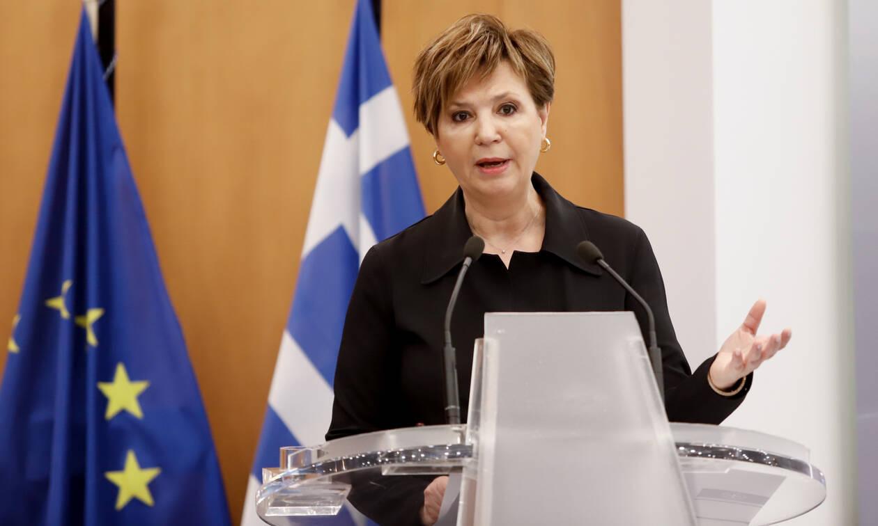 Γεροβασίλη: Κανείς δεν μπορεί να διαταράξει την ομαλή πολιτική διαδικασία στη δημοκρατία μας