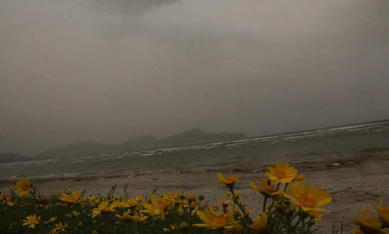 Καιρός - Έκτακτο Δελτίο EMY: Χωρίς τέλος η κακοκαιρία με βροχές, χαλάζι και πτώση της θερμοκρασίας