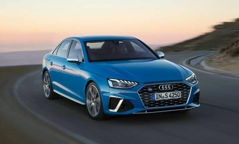 Αυτό είναι το ανανεωμένο και αναβαθμισμένο Audi A4