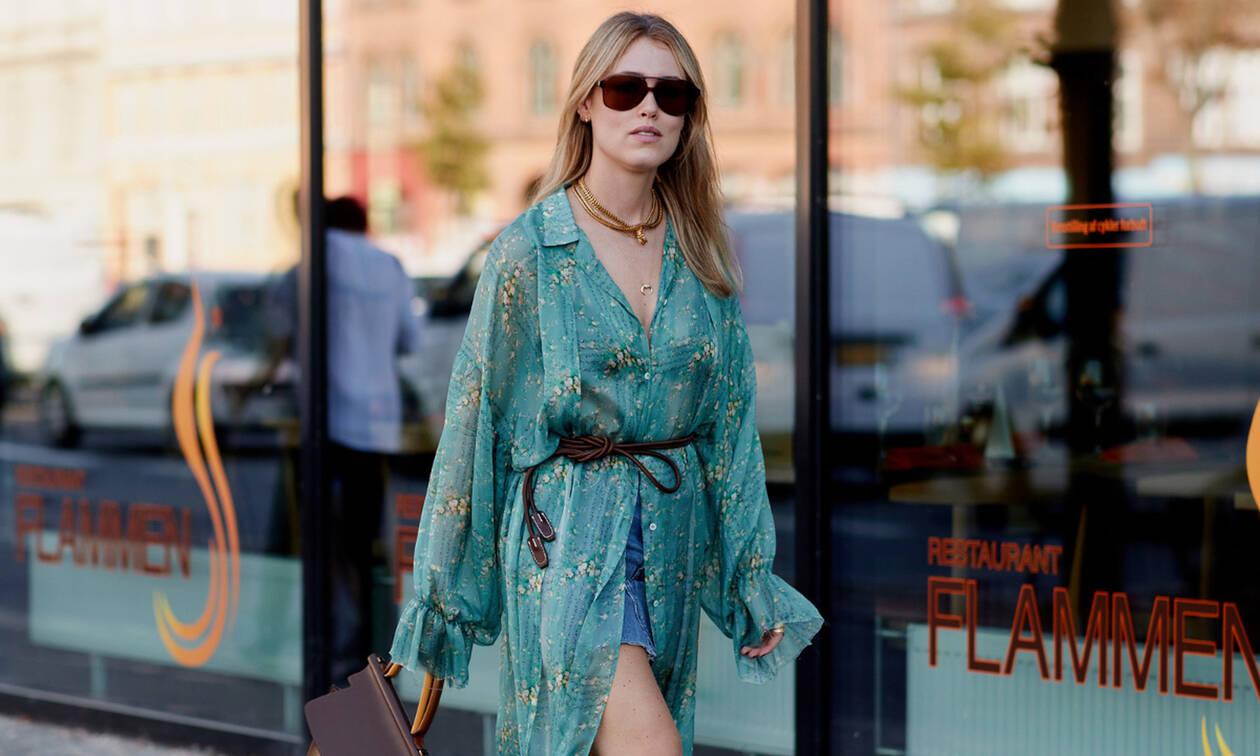 Τα 5 στυλ φορέματος που πρέπει να έχεις στη ντουλάπα σου φέτος τον Μάιο