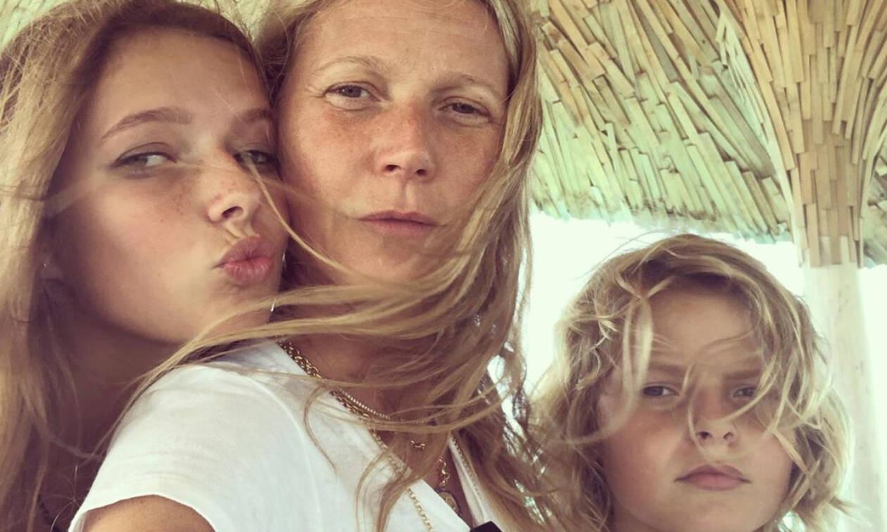 Η Apple Martin έγινε 15 ετών και είναι απλά μια καλλονή: Η μαμά της Gwyneth Paltrow μας την δείχνει