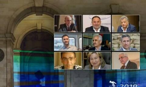 Δημοτικές εκλογές 2019:Αυτοί είναι οι υποψήφιοι δήμαρχοι Ηρακλείου Κρήτης