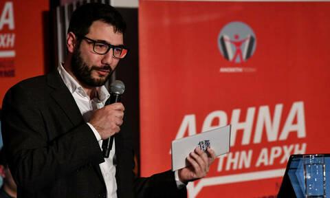 Δημοτικές εκλογές 2019 -Ηλιόπουλος: «Η λέξη «εγκατάλειψη» είναι η λέξη κλειδί για την Αθήνα»