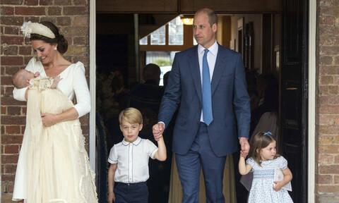 Kate Middleton: Η αποκάλυψη για τον Louis που μας έκανε να αγχωθούμε ιδιαίτερα