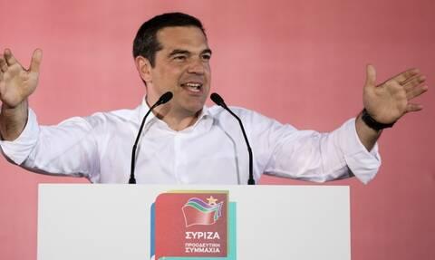 Τσίπρας: Το πρόγραμμα της Ν.Δ. είναι χειρότερο και από αυτό του ΔΝΤ