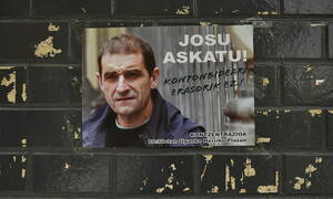 Συνελήφθη ο ιστορικός ηγέτης της βασκικής οργάνωσης ETA