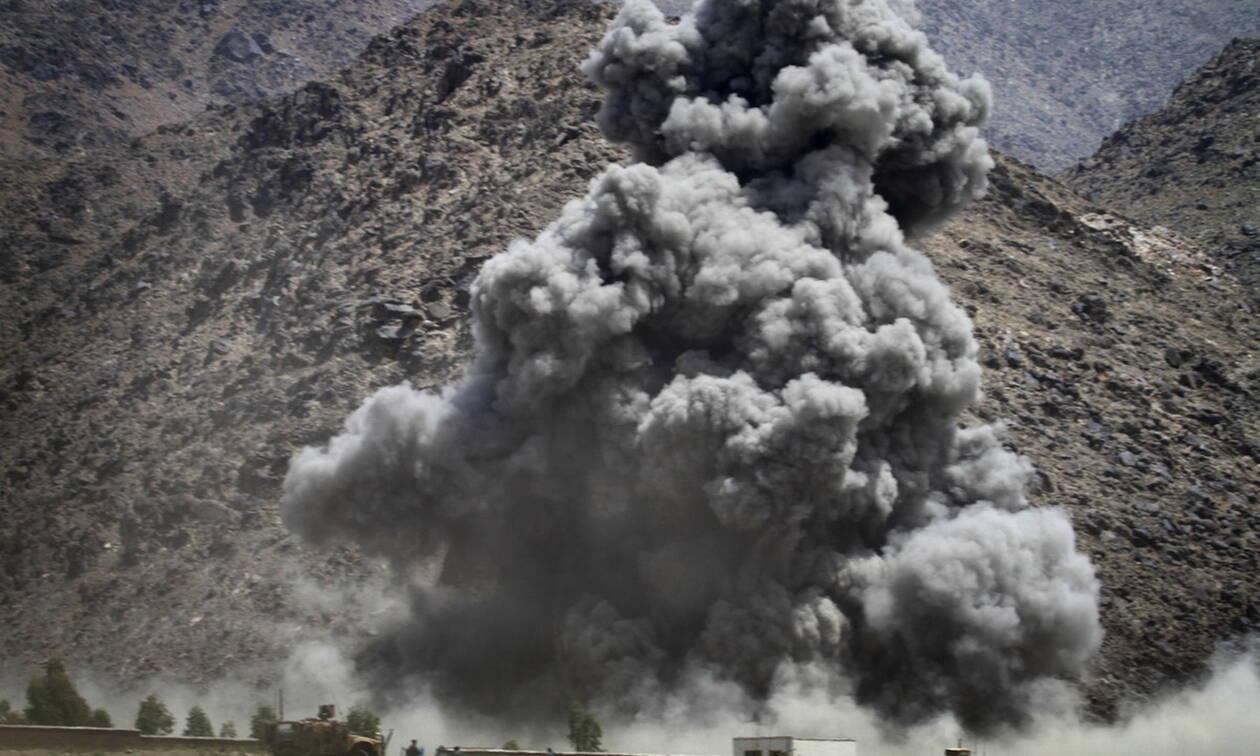 Αφγανιστάν: 37 ισλαμιστές αντάρτες σκοτωθήκαν σε αεροπορικούς βομβαρδισμούς
