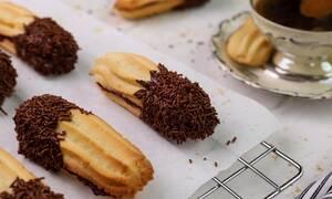 Η συνταγή της ημέρας: Μπισκότα πτι φουρ