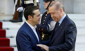 Υπήρξε μυστική συμφωνία Τσίπρα - Ερντογάν;