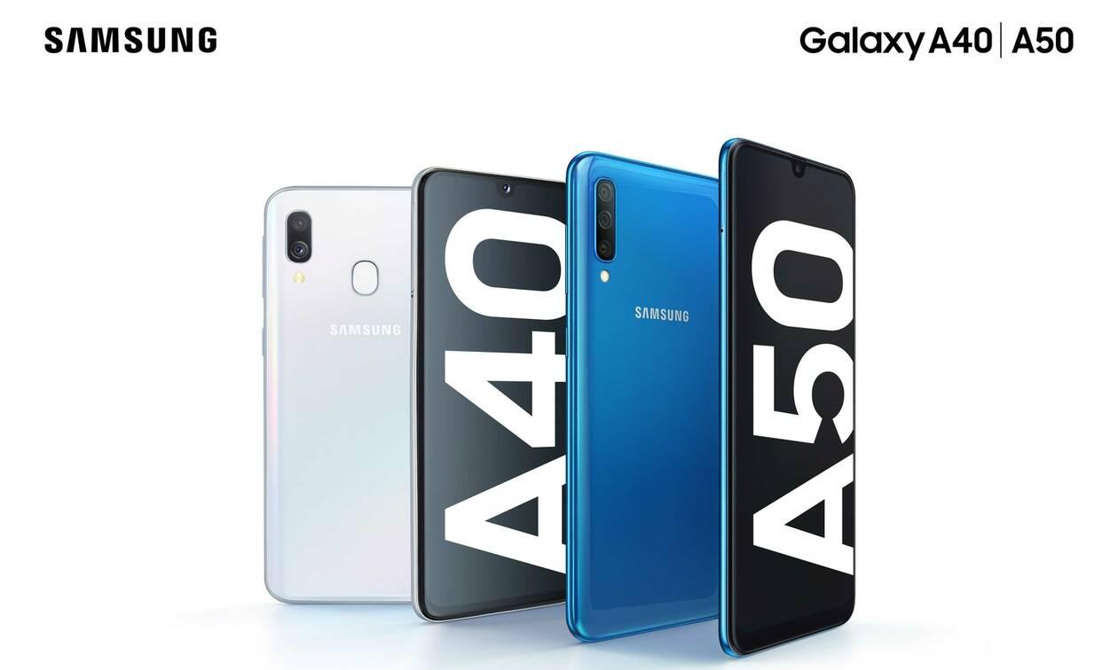 Galaxy A: H Samsung μας καλωσορίζει στην εποχή του Live