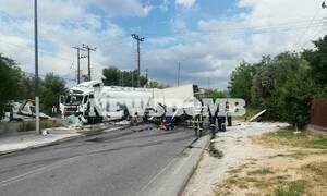 Έκκληση του Δημάρχου για το δυστύχημα στο Κορωπί: «Μην χρησιμοποιείτε τα κινητά»