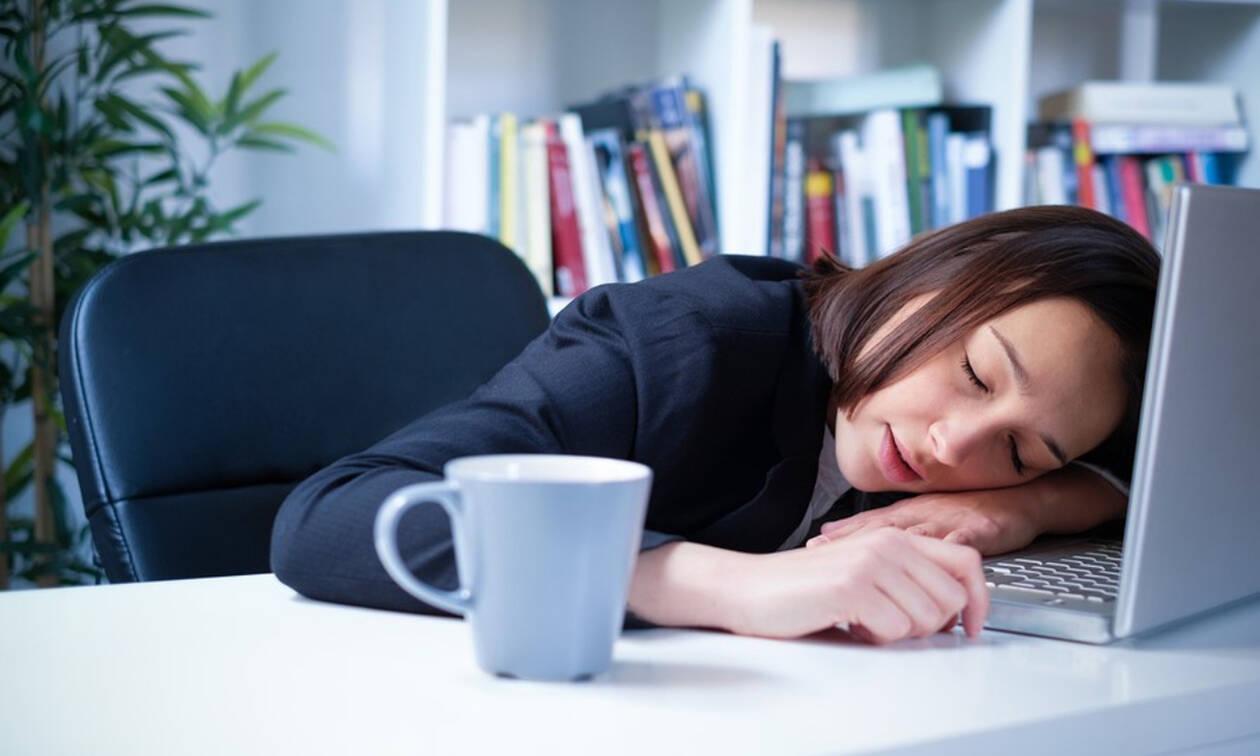 Έλλειψη ύπνου: Πώς επηρεάζει την παραγωγικότητα