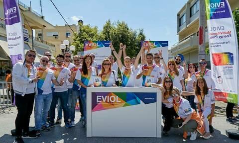 EVIOL: Μεγάλος χορηγός της Ειρηνοδρομίας 2019 του Δήμου Αγίου Δημητρίου (pics)