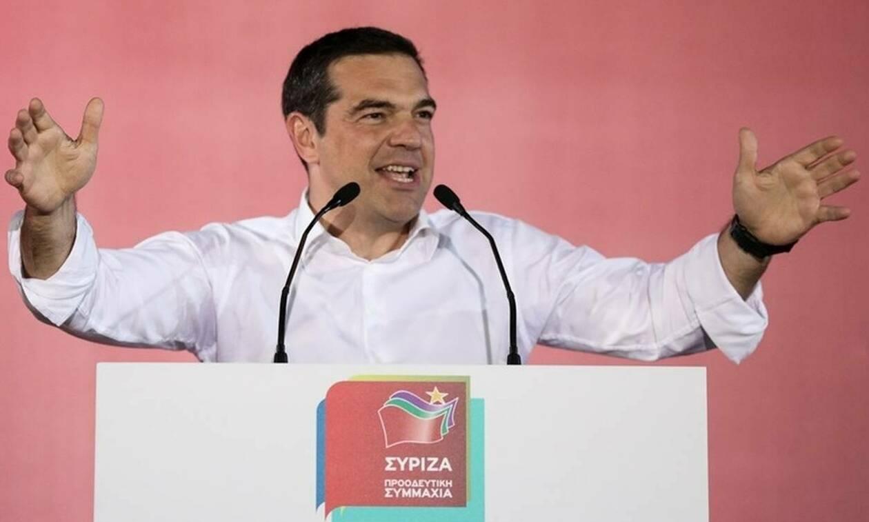 Εκλογές 2019: Στην Κοζάνη αύριο (18/5) ο Τσίπρας - Την Κυριακή στο Πασαλιμάνι