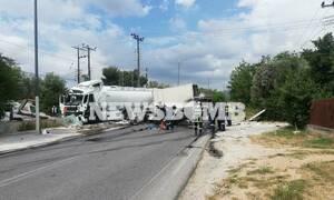 Έτσι έγινε το φρικτό τροχαίο στην Κορωπίου - Μαρκοπούλου: Σοκάρουν οι αποκαλύψεις για την τραγωδία