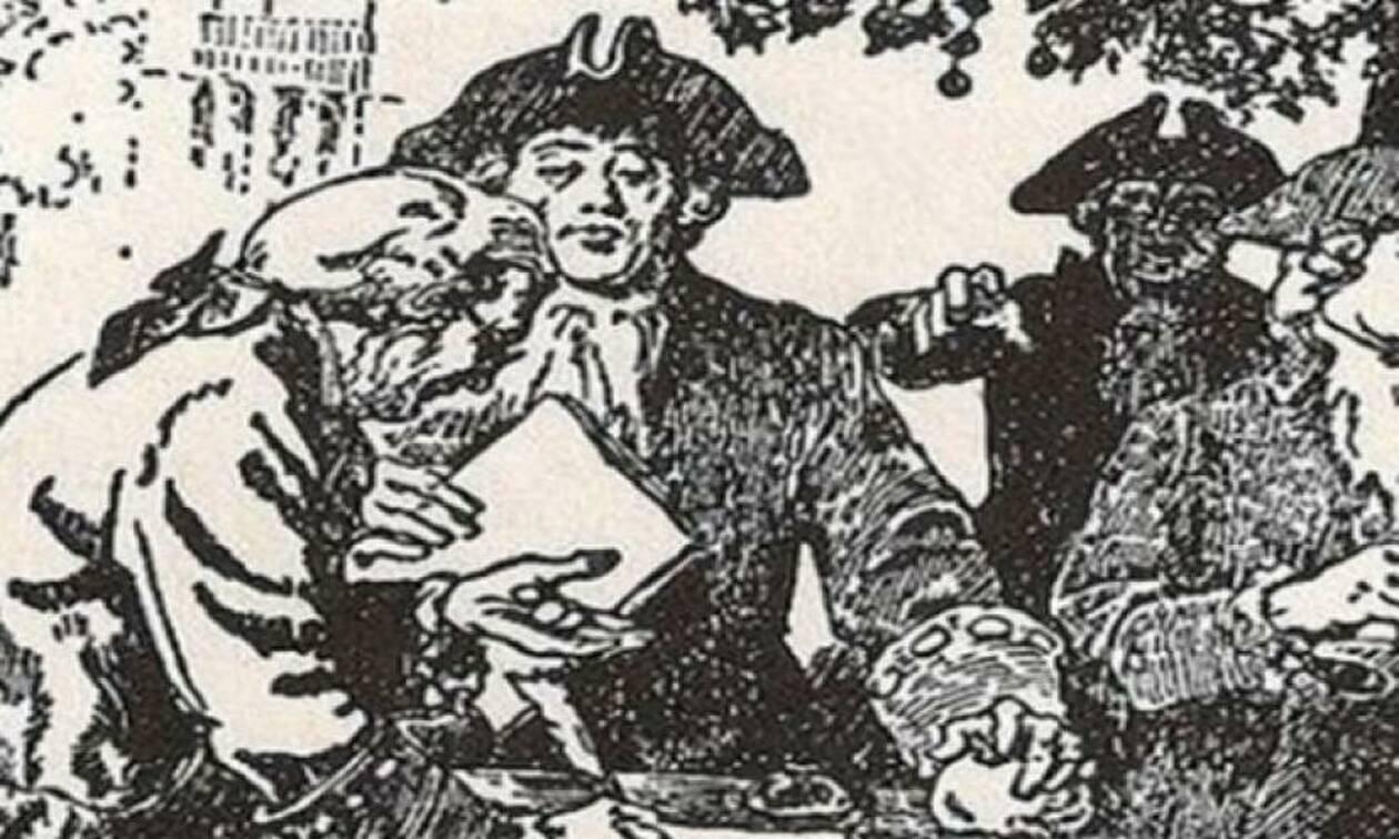 Πώς έγινε η πρώτη χρηματιστηριακή συναλλαγή κάτω από ένα δέντρο