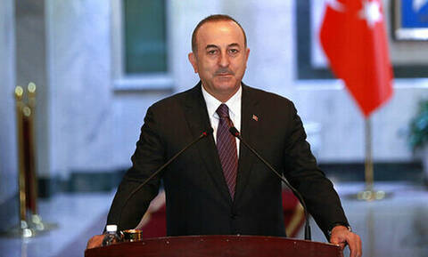 Νέα πρόκληση από Τσαβούσογλου: Εντός τουρκικής υφαλοκρηπίδας ο «Πορθητής»