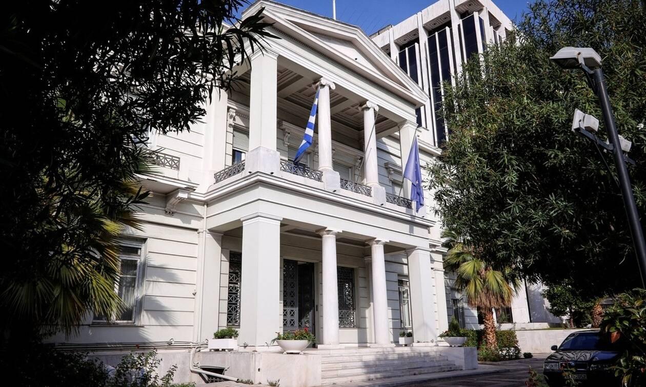ΥΠΕΞ:  Ανησυχία για την απόρριψη της υποψηφιότητας του προέδρου της Ομόνοιας Χειμάρρας