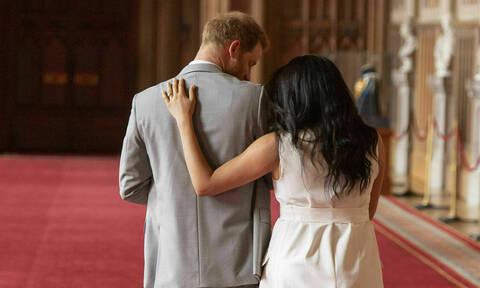 Τι γιορτάζουν σήμερα ο πρίγκιπας Harry και η Meghan Markle;