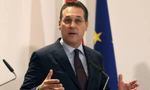 Αυστρία: Παραιτήθηκε ο Στράχε - Πιθανές οι πρόωρες εκλογές - Δείτε το βίντεο που τον... έκαψε