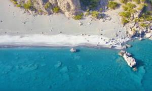 Ποιος είπε ότι δεν μπορείς να ερωτευτείς την Κρήτη μέσα σε 30 δευτερόλεπτα; (video)