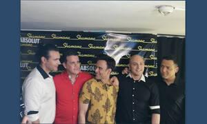Θυμάστε τους ΟΝΕ; Το reunion και η επανεμφάνισή τους στη Eurovision (Exclusive video)-Δείτε πώς είναι σήμερα!