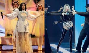 Eurovision 2019: Αποκλειστικό: Η προετοιμασία Ελλάδας-Κύπρου πριν την τελική πρόβα  (video)