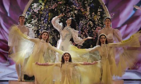 Eurovision 2019: Η Κατερίνα Ντούσκα «μάγεψε» το Τελ Αβίβ (pics+vid)