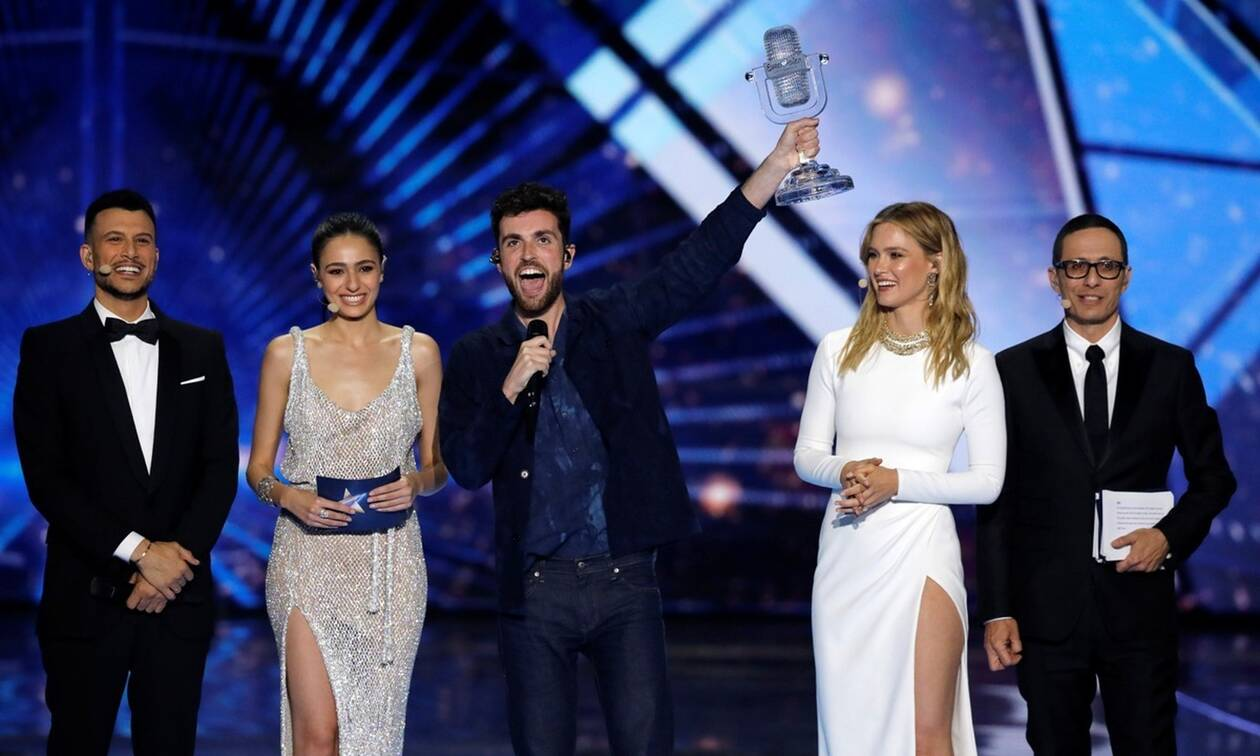 Eurovision 2019: Αυτός είναι ο μεγάλος νικητής - Ποιες θέσεις κατέλαβαν Ελλάδα και Κύπρος (pics&vid)