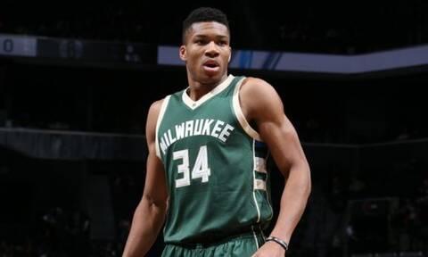 «Βόμβα» στο NBA: Φεύγει o Αντετοκούνμπο από τους Μπάκς; (pics)