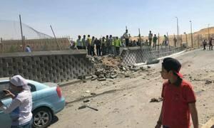 Αίγυπτος: Έκρηξη σε τουριστικό λεωφορείο στις πυραμίδες της Γκίζας - Οι πρώτες εικόνες (pics)