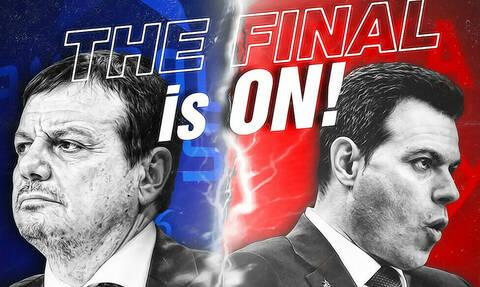 Euroleague: Η μάχη της χρονιάς Live στο Onsports.gr (video+photos)
