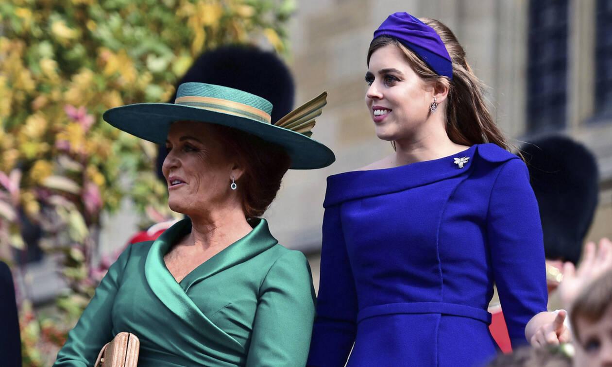 Η πριγκίπισσα Βεατρίκη έκανε την πρώτη royal εμφάνιση με τον σύντροφό της