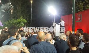 Τσίπρας: Ποιος θα κυβερνά θα το αποφασίσει ο ελληνικός λαός όχι οι δημοσκόποι