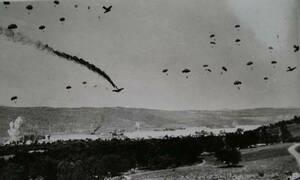 Σαν σήμερα το 1941 αρχίζει η Μάχη της Κρήτης