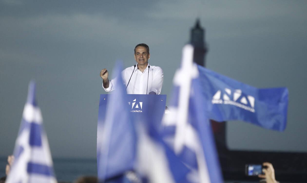 Μητσοτάκης: Δεν είμαι σαν τον κ. Τσίπρα που αραδιάζει υποσχέσεις που δεν μπορεί να τηρήσει