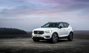 H Volvo μελετά μοντέλο κάτω από το XC40
