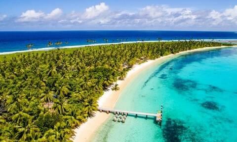 Πήγαν σε νησί και έπαθαν ΣΟΚ με αυτό που ανακάλυψαν στην παραλία (Pics)