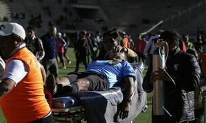 Σοκαριστικό video: Η στιγμή που διαιτητής καταρρέει μέσα σε γήπεδο και πεθαίνει