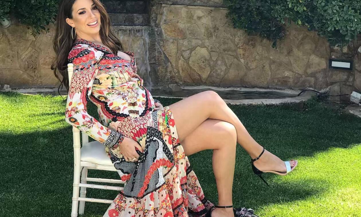 Η Ελένη Χατζίδου αποκάλυψε πόσα κιλά έχει πάρει στην εγκυμοσύνη της μέχρι στιγμής