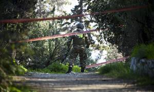 Πανικός στη Θεσσαλονίκη με αυτό που βρήκαν στο ρέμα - Έσπευσε ο στρατός (Pics)