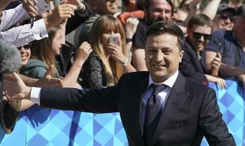 Владимир Зеленский стал президентом Украины