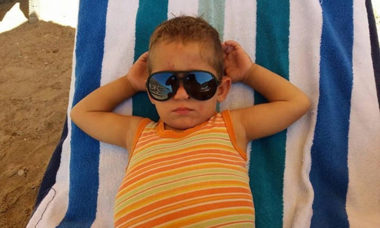 Ο μικρός Βασίλης χρειάζεται βοήθεια - Πάσχει από δύο σπάνιες ασθένειες