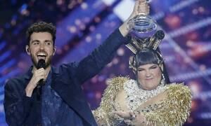 Греция заняла 21 –е место на песенном конкурсе Евровидение 2019
