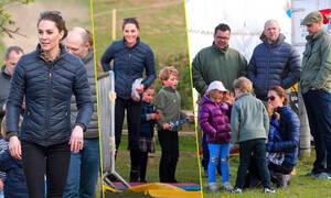 Η σχέση που έχουν ο πρίγκιπας George και η πριγκίπισσα Charlotte με τα ξαδέλφια τους (pics&vid)