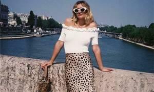 Slip skirt: Αυτή η φούστα θα σε κάνει να τρέξεις για ψώνια!