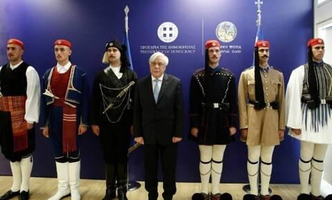 Παυλόπουλος: Είμαστε οι πρώτοι που αντιλαμβανόμαστε την αξία της ειρήνης