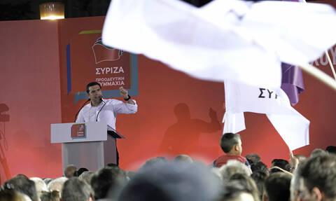 Τσίπρας: Ο ΣΥΡΙΖΑ είναι η εγγύηση για τα θετικά μέτρα, η ΝΔ για την ακύρωσή τους