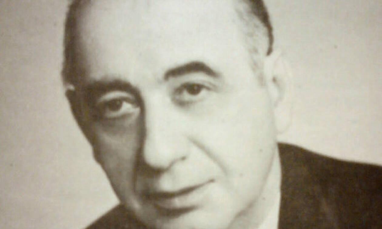 Σαν σήμερα το 1902 γεννήθηκε ο Έλληνας χημικός Λεωνίδας Ζέρβας